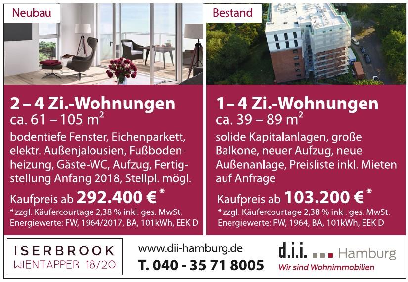 d.i.i. Hamburg GmbH