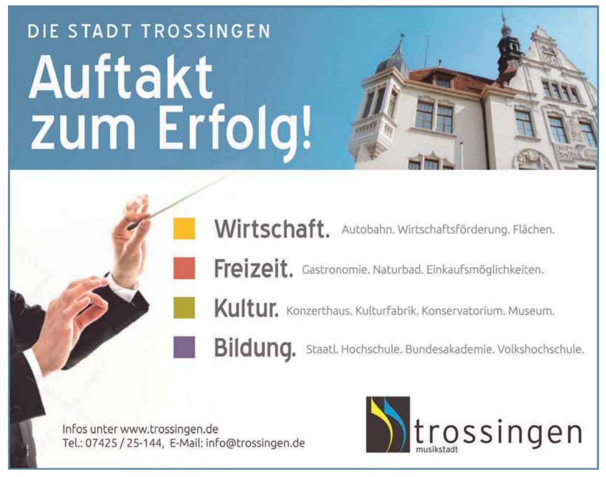 Trossingen Muzikstadt