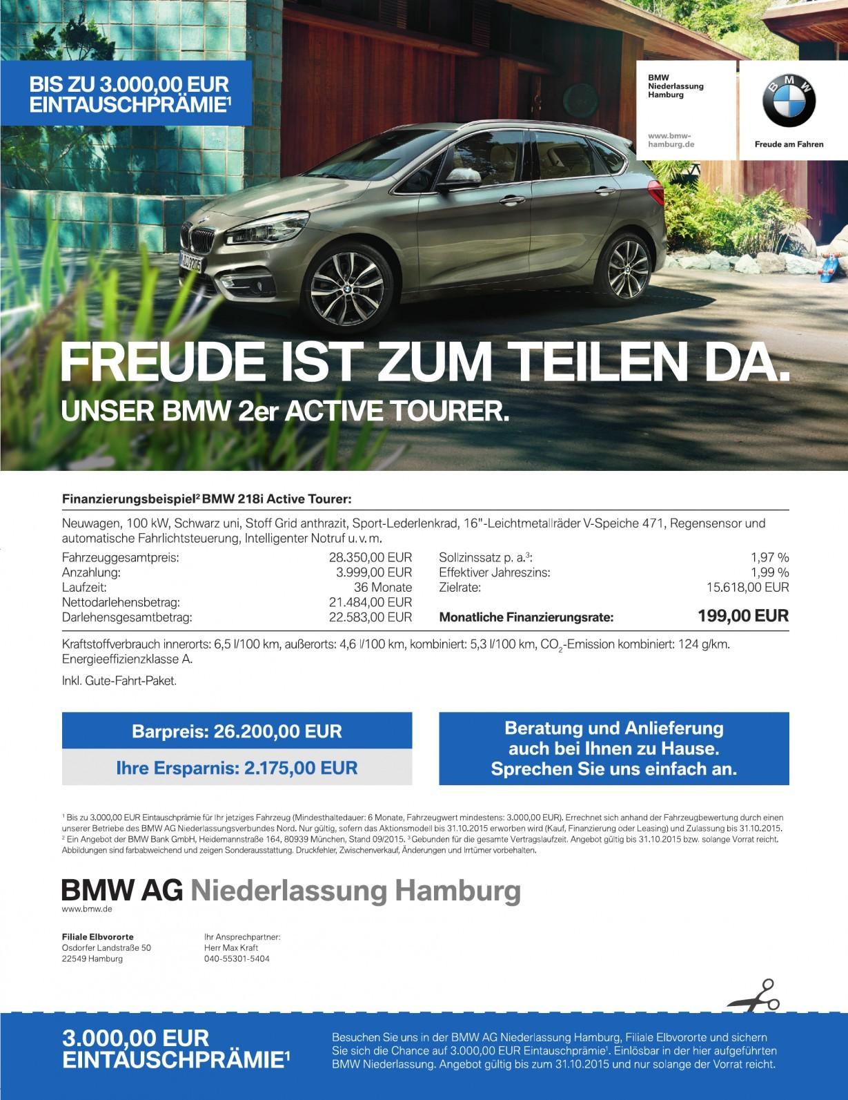 BMW AG Niederlassung Hamburg