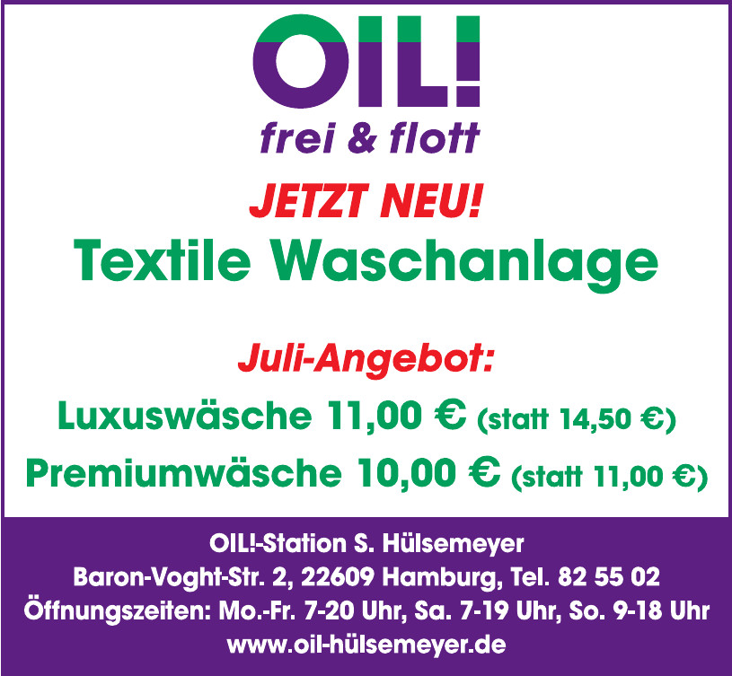 OIL!-Station S. Hülsemeyer