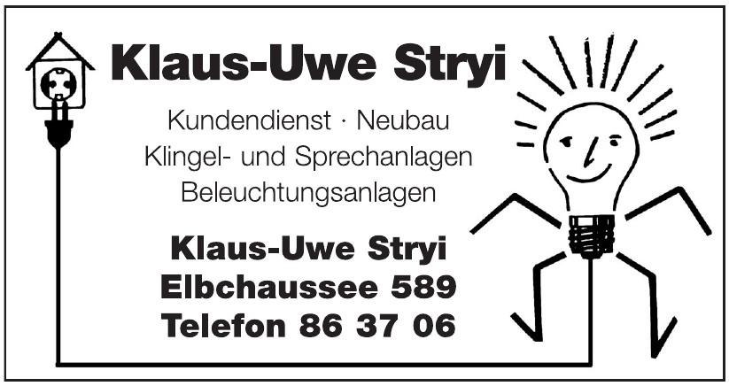 Klaus-Uwe Stryi