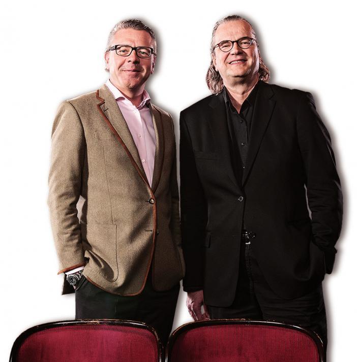 Die zwei Macher vom St. Pauli Theater: Thomas Collien und Ulrich Waller
