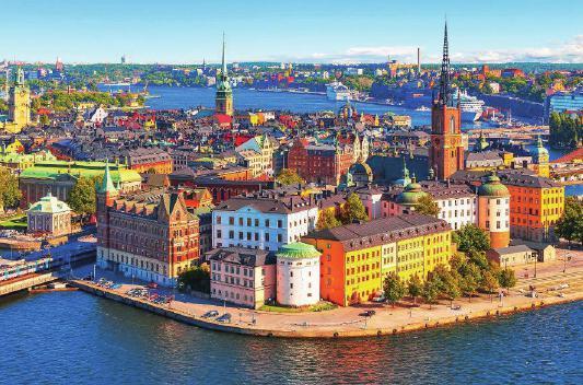 Sommer in Schweden FOTO: © SCANRAIL – FOTOLIA