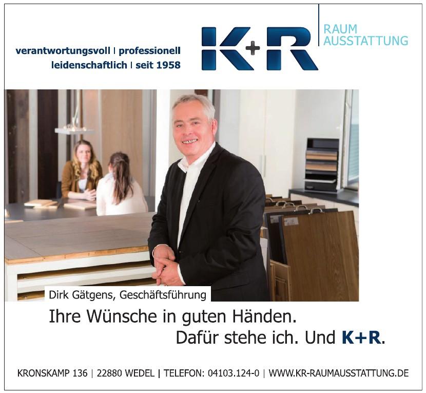 K+R Bodenbeläge und Dekorationen GmbH