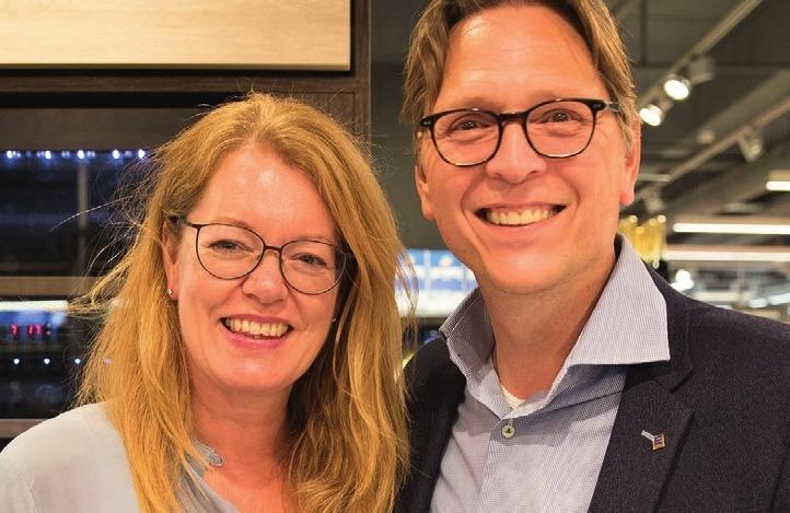 Anja und Volker Klein