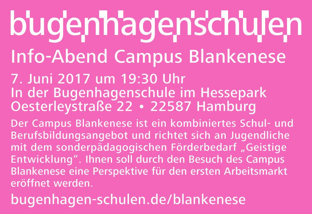Bugenhagenschule im Hessepark