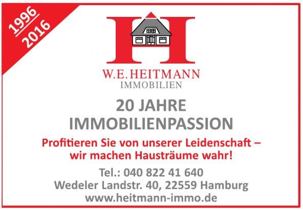 W.E. Heitmann Immobilien