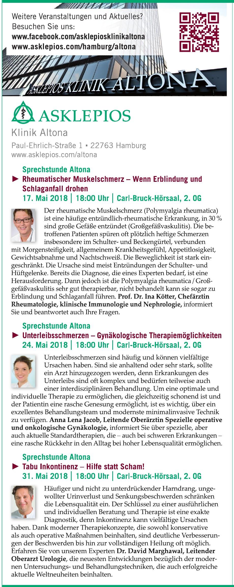Asklepios Klinik Altona