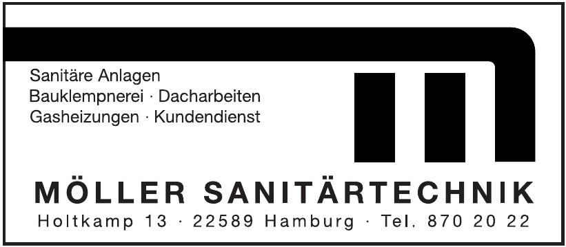 Möller Sanitärtechnik e.K.