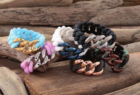 Armbänder von Hanse-Klunker