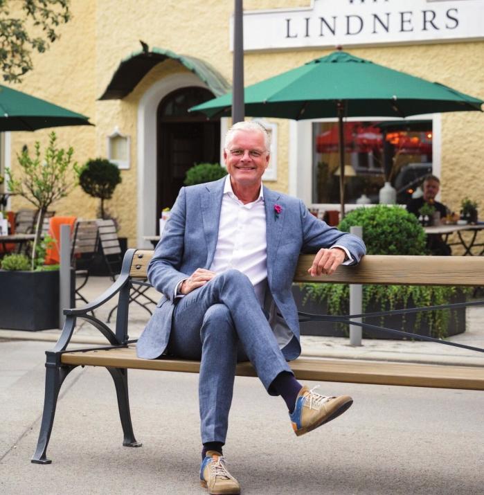 Jost Deitmar an neuer Wirkungsstätte – Hotel Lindner in Bad Aibling