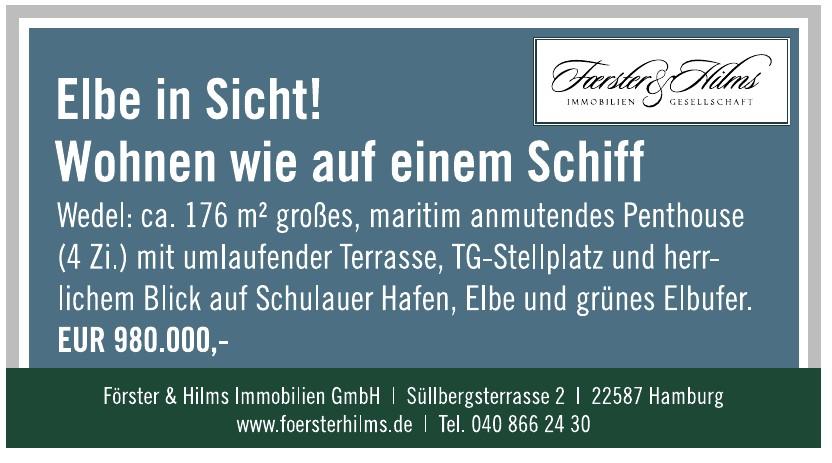Förster & Hilms Immobilien GmbH