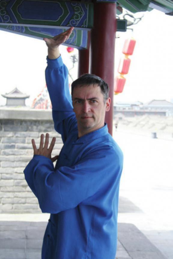 Kampfkunstmeister Thomas Richter kommt nach Hamburg