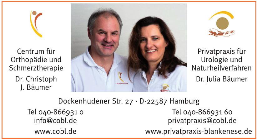 Dr. Christoph J. Bäumer, Dr. Julia Bäumer
