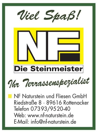 NF Naturstein und Fliesen GmbH