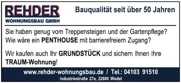 Rehder Wohnungsbau GmbH