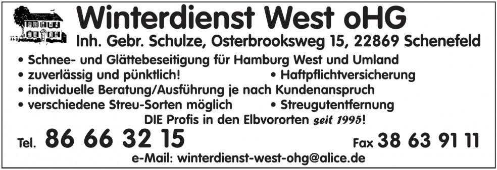 Winterdienst West oHG