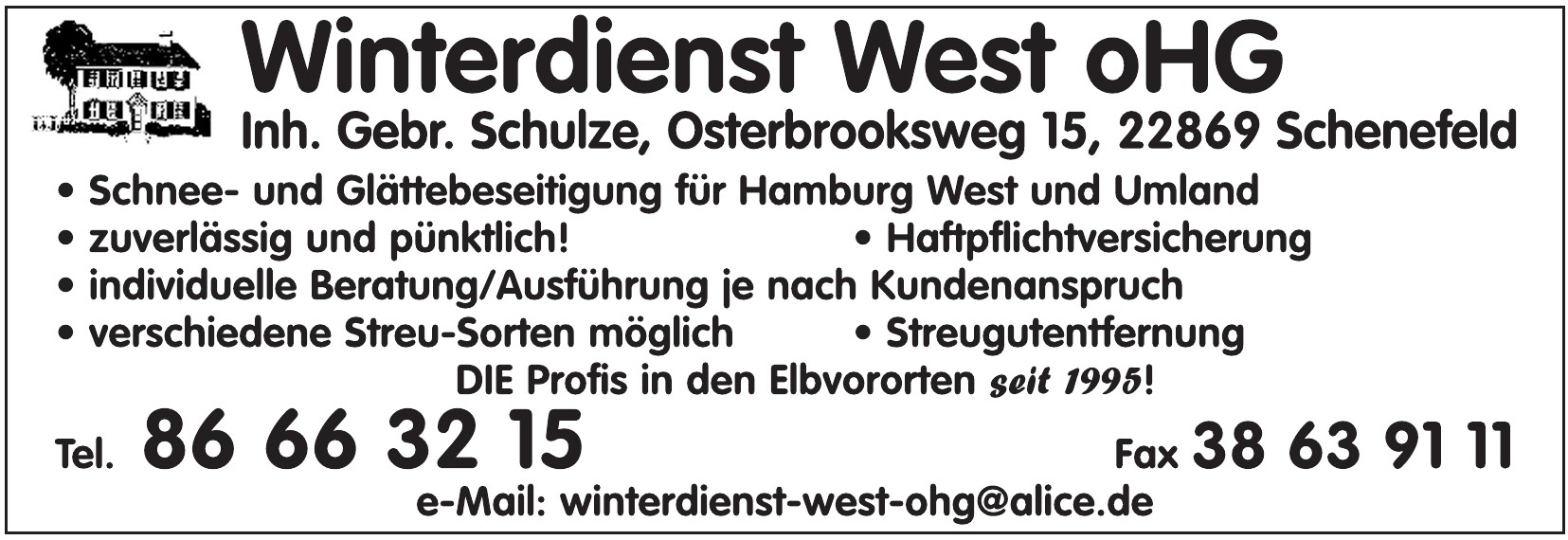 Winterdienst West oHG