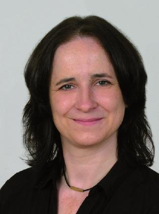 Ergotherapeutin Monique Dietrich