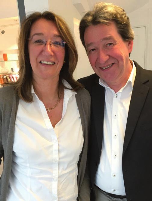 BOS-Einrichter Martina und Achim Prinzenberg in Rissen