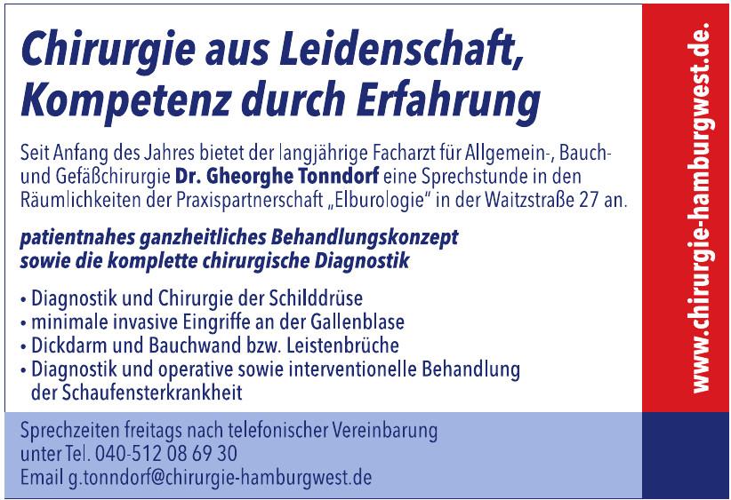 Dr. Gheorghe Tonndorf