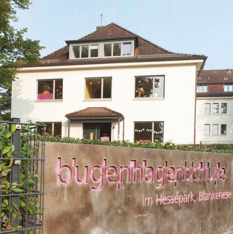 Die Bugenhagenschule im Hessepark