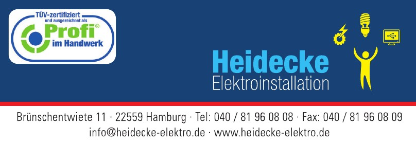 Heidecke Elektroinstallation GmbH