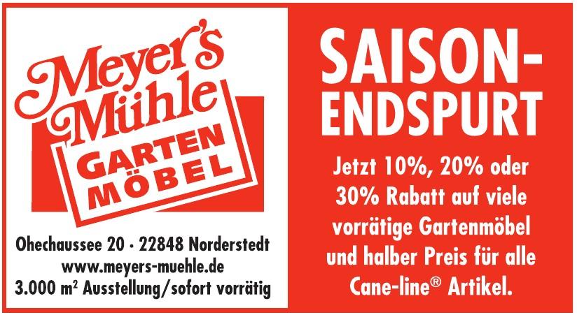 Meyer's Mühle - Garten Möbel
