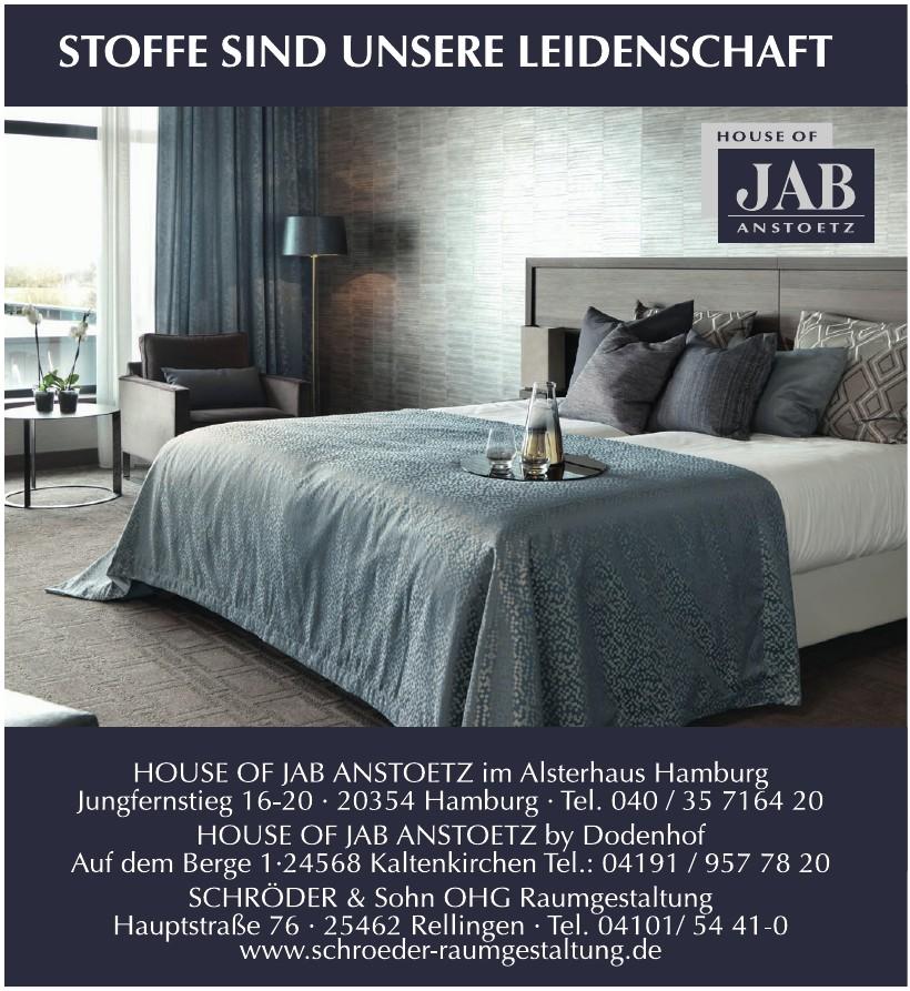 House Of Jab Anstoetz