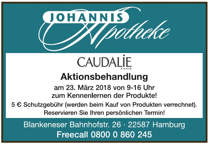 Johannis Apotheke