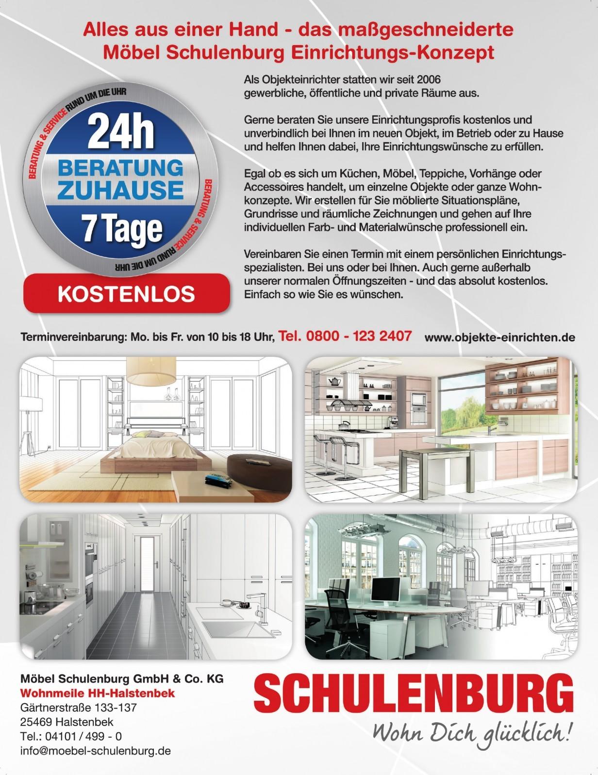 Möbel Schulenburg Hamburg-Halstenbek