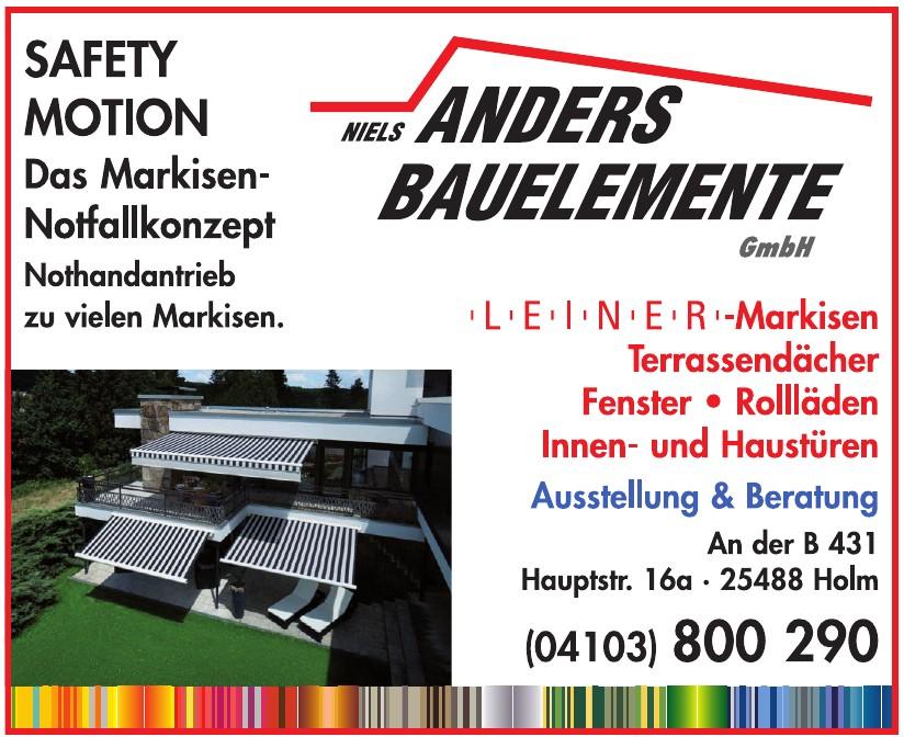 Niels Anders Bauelemente GmbH