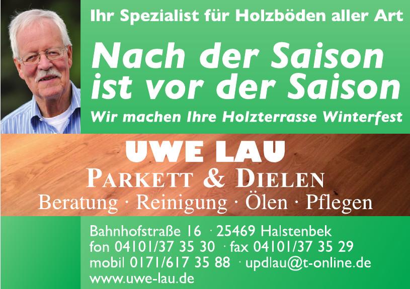 Uwe Lau - Parkett & Dielen