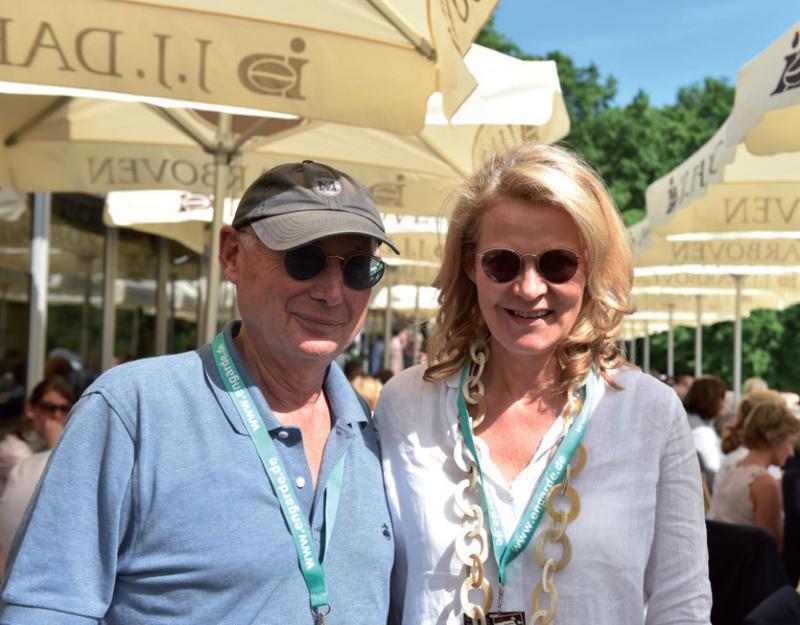 Ehepaar Stefan und Katrin Hinrichs-Aust