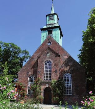 Nienstedtener Kirche wird zur Bühne
