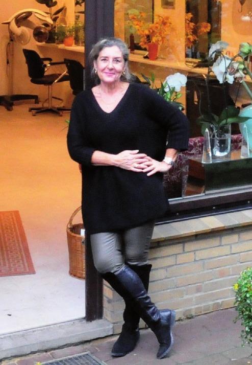 Kathrin Barth berät Sie gern bei der Wahl Ihres neuen Looks