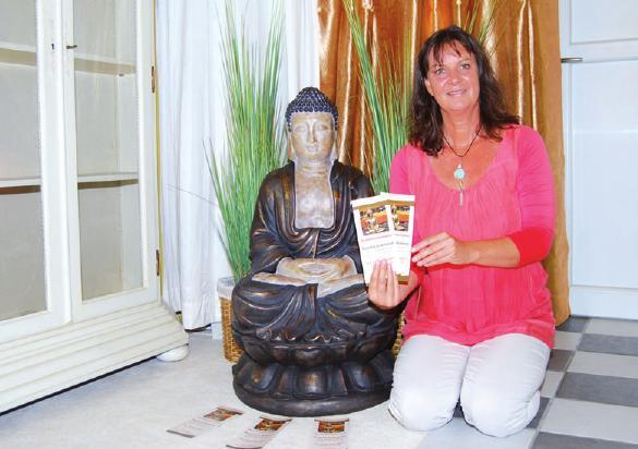 "Am 4. Februar lädt Barbara Teßmer zur Messe ""Buddha & Balance"" einFOTO: ©CLAUDIA ELLERSIEK"