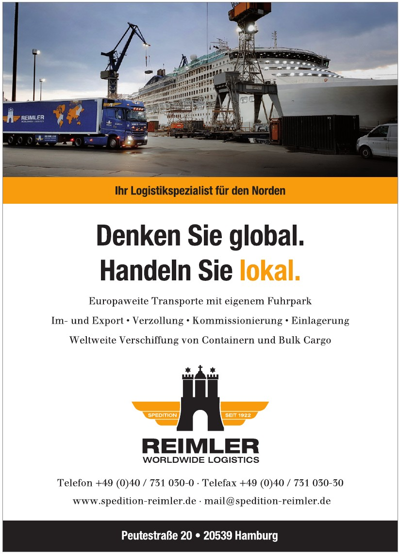 REIMLER WORLDWIDE LOGISTIC