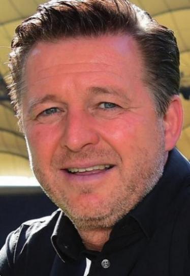 Neuer Sympathieträger beim HSV: Trainer Titz, FOTO: WITTERS/HSV