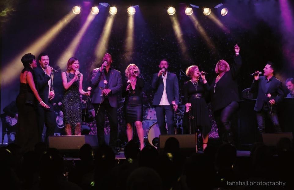 Pop, Soul, R'n'B und Jazz für den guten Zweck.FOTO: TANJA HALL