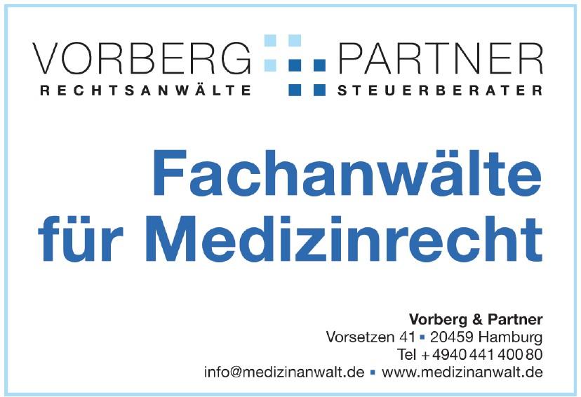 Vorberg & Partner Rechtsanwälte, Steuerberater