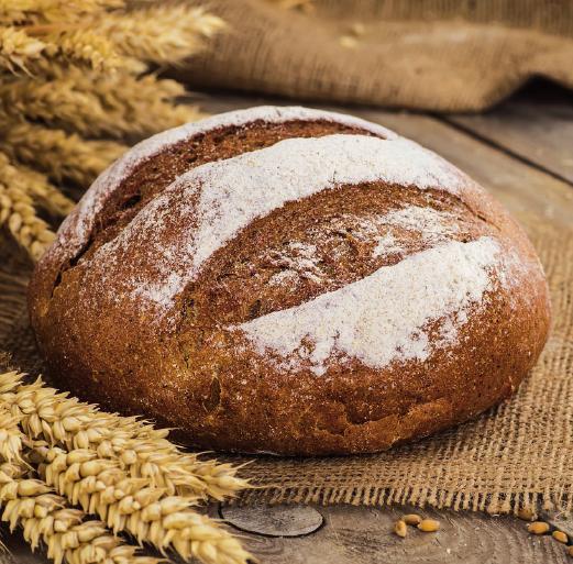 Immer häufiger findet sich in Brotlaiben auch Dinkel. Diese alte Weizenart gilt als gesünder als andere Kornarten (nicht unbedingt begründet), bäckt aber trocken. FOTO: BUKHTA79_FOTOLIA.COM