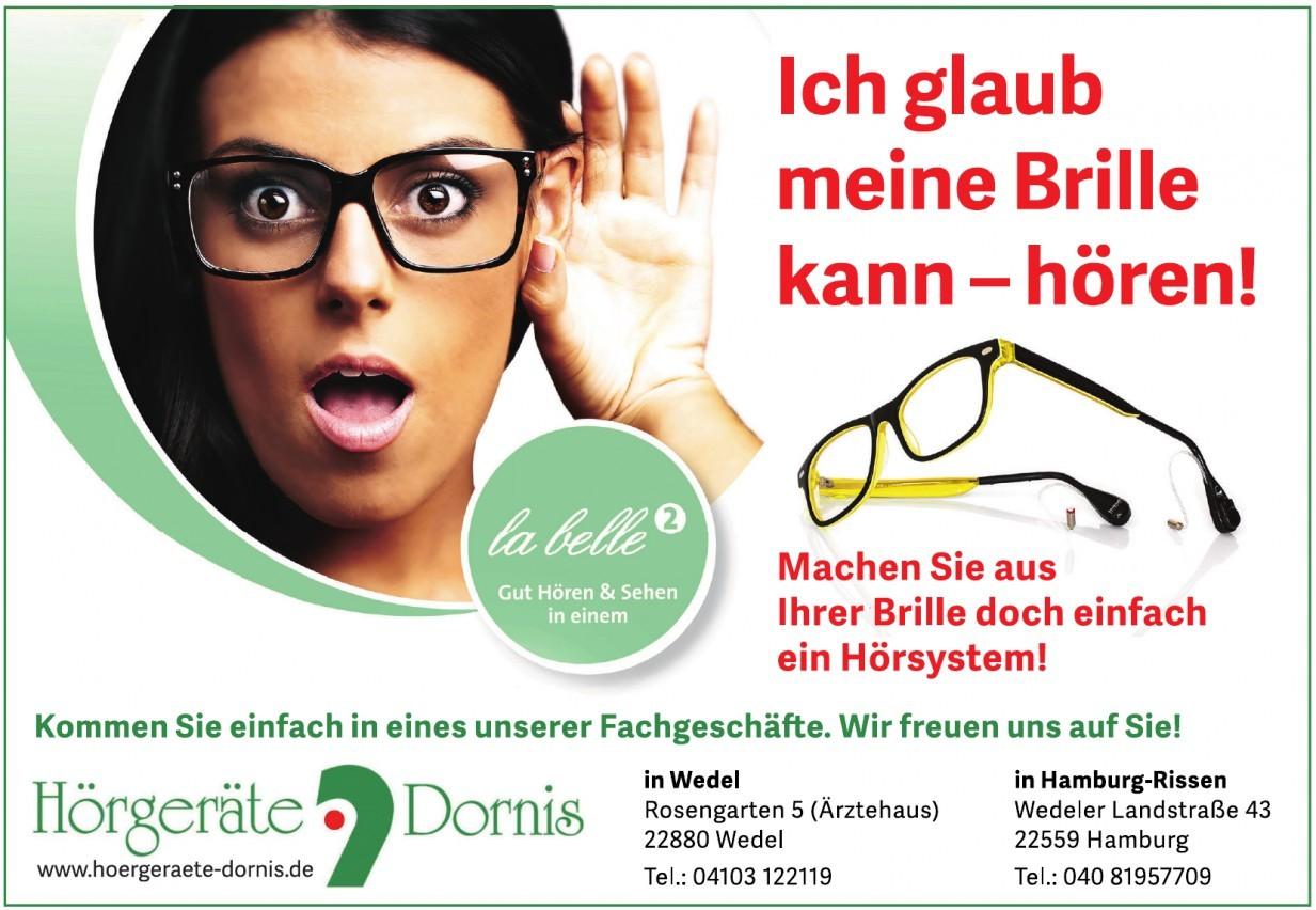 Hörgeräte Dornis GmbH