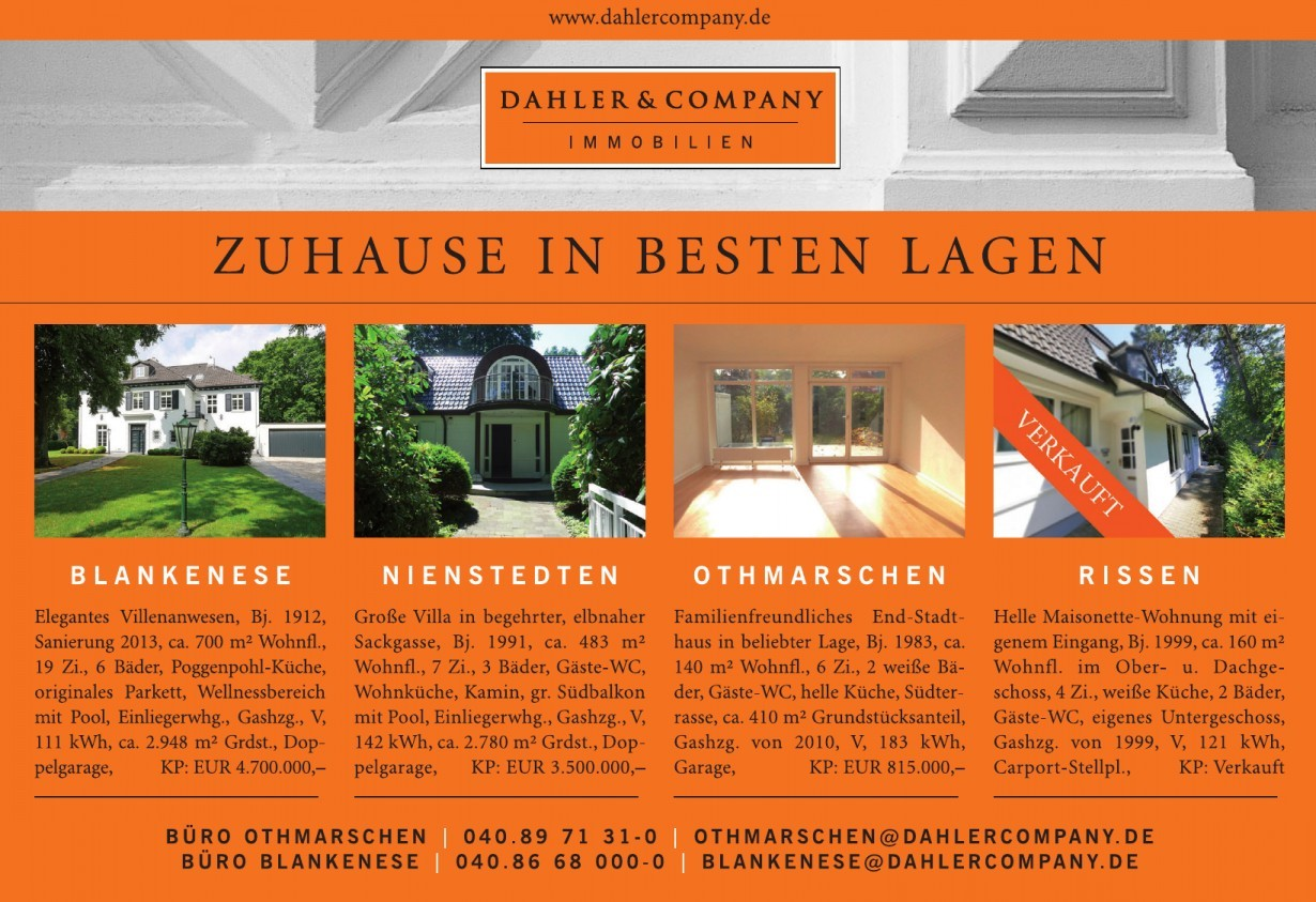 Dahler & Company Immobilien