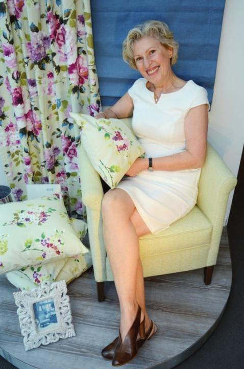 Heidi Klotz, Einrichtungsberaterin bei K+R