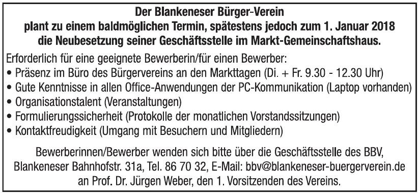 Blankeneser Bürger-Verein e.V.