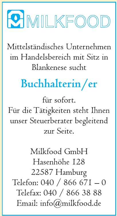 Milkfood GmbH