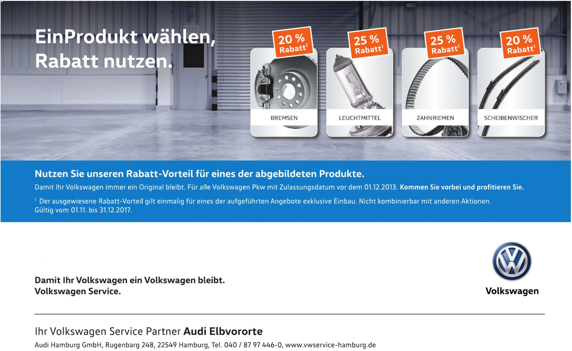 Audi Elbovorte