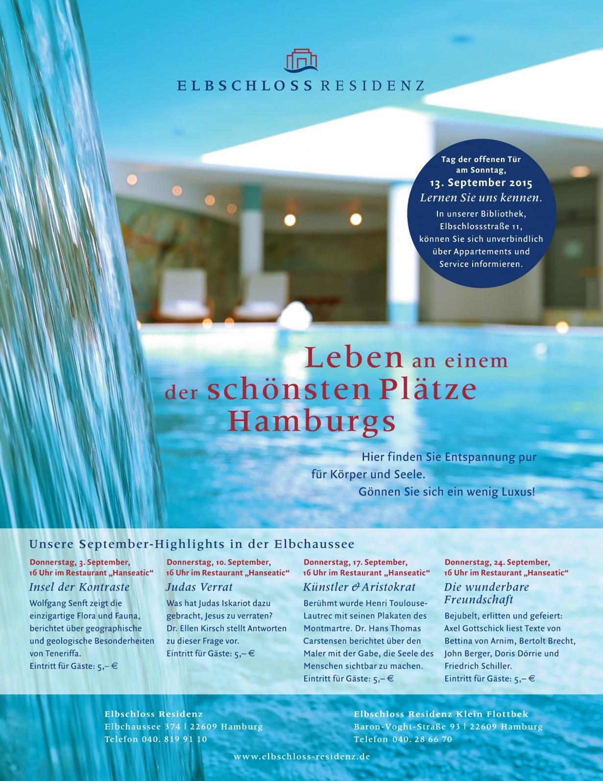 Elbschloss Residenz GmbH