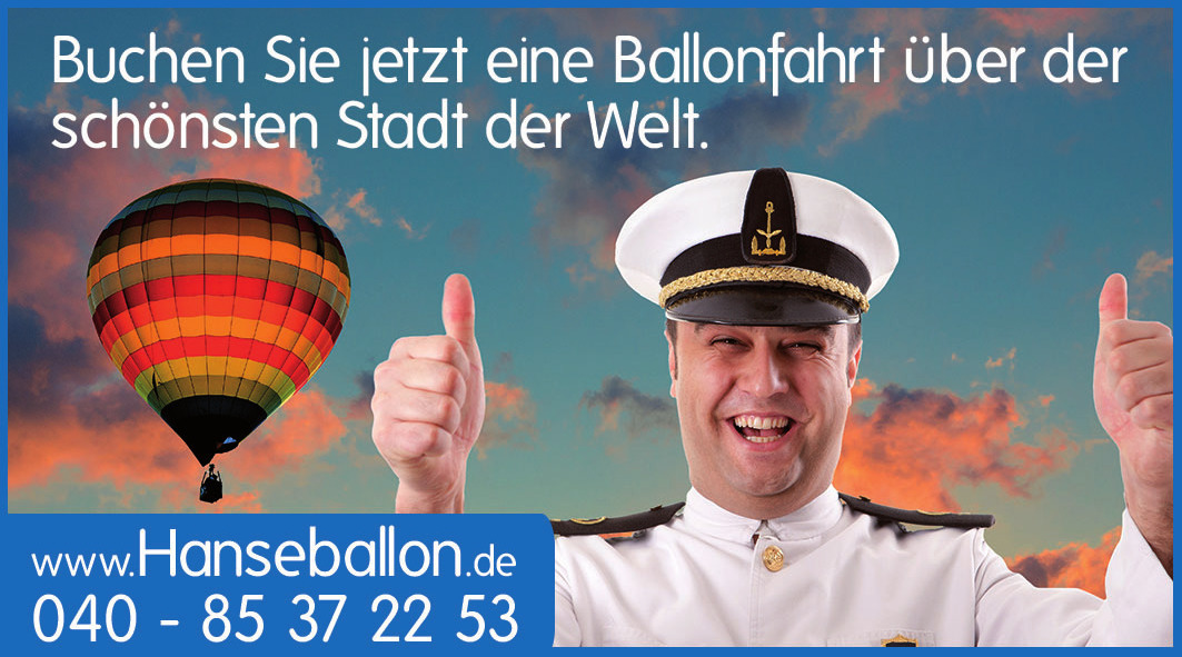 Hanseballon Ballonfahrten UG